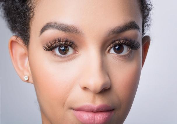 Beauty Time Lash Extensions Makeup