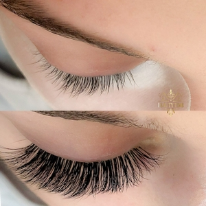 before and after lash