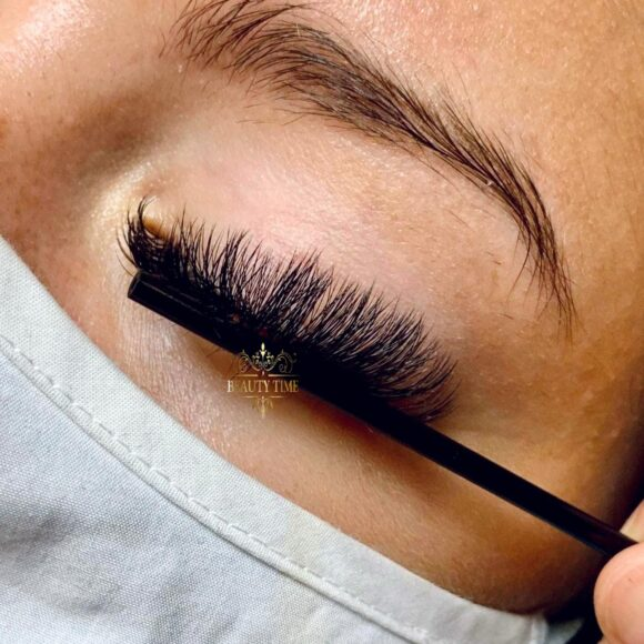 Volume Lashes Eyelash Extensions Portfolio Pictures