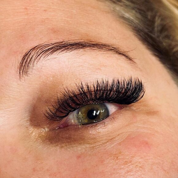 Beauty Time Portfolio Eyelash Extensions